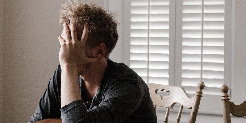Stress gør dig apatisk og det forværrer situationen
